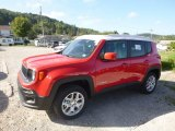 2018 Colorado Red Jeep Renegade Latitude 4x4 #129387723