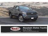 2019 Magnetic Gray Metallic Toyota Tundra SR5 CrewMax 4x4 #129387474