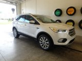 2018 White Platinum Ford Escape Titanium 4WD #129407125