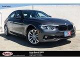 2018 Mineral Grey Metallic BMW 3 Series 320i Sedan #129407169
