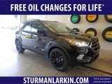 2018 Shadow Black Ford Escape SE 4WD #129407130