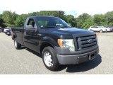 2010 Tuxedo Black Ford F150 XL Regular Cab #129417423