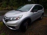 2015 Alabaster Silver Metallic Honda CR-V LX AWD #129419492