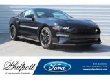 2019 Shadow Black Ford Mustang California Special Fastback #129419530