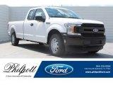 2018 Oxford White Ford F150 XL SuperCab #129419528