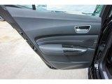 2018 Acura TLX V6 SH-AWD Technology Sedan Door Panel