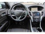 2018 Acura TLX V6 SH-AWD Technology Sedan Dashboard