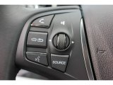 2018 Acura TLX V6 SH-AWD Technology Sedan Steering Wheel