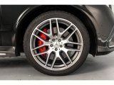 Mercedes-Benz GLE 2016 Wheels and Tires