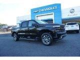 2019 Black Chevrolet Silverado 1500 RST Crew Cab 4WD #129419564