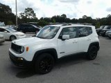 2018 Alpine White Jeep Renegade Altitude #129419679