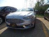 2018 Ingot Silver Ford Fusion SE #129439532