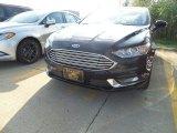 2018 Shadow Black Ford Fusion SE #129439531
