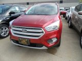 2018 Ruby Red Ford Escape SEL 4WD #129439525