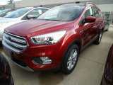 2018 Ruby Red Ford Escape SEL 4WD #129439524