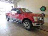 2018 Ruby Red Ford F150 XLT SuperCrew 4x4 #129439403