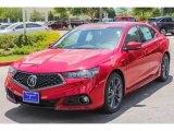 2019 Acura TLX V6 SH-AWD A-Spec Sedan Data, Info and Specs
