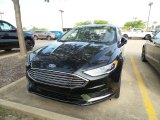 2018 Shadow Black Ford Fusion SE #129461922