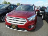 2018 Ruby Red Ford Escape SE #129461919