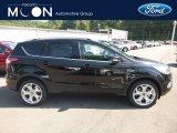 2018 Shadow Black Ford Escape Titanium 4WD #129461786