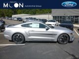 2019 Ingot Silver Ford Mustang California Special Fastback #129461783
