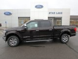 2018 Magma Red Ford F150 Lariat SuperCrew 4x4 #129461985