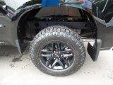 2019 Chevrolet Silverado 1500 LT Z71 Trail Boss Crew Cab 4WD Wheel