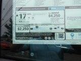 2019 Chevrolet Silverado 1500 LT Z71 Trail Boss Crew Cab 4WD Window Sticker