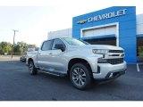 2019 Silver Ice Metallic Chevrolet Silverado 1500 RST Crew Cab 4WD #129496094