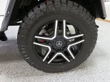 Mercedes-Benz G 2017 Wheels and Tires