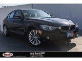 2018 Jet Black BMW 3 Series 320i Sedan #129516563