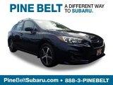 2019 Dark Blue Pearl Subaru Impreza 2.0i Premium 5-Door #129516390