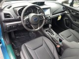 2019 Subaru Impreza 2.0i Limited 5-Door Black Interior