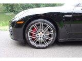 Porsche Panamera 2016 Wheels and Tires