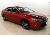 2015 Ruby Flare Pearl Toyota Camry XSE V6 #129554505