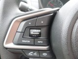 2019 Subaru Impreza 2.0i Premium 4-Door Steering Wheel