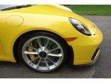 Porsche Wheels and Tires