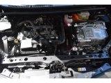 Toyota Prius c Engines