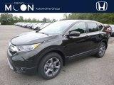 2018 Dark Olive Metallic Honda CR-V EX AWD #129616335