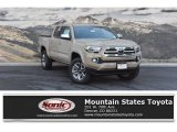 2019 Toyota Tacoma Limited Double Cab 4x4