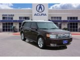 2010 Red Candy Metallic Ford Flex SEL EcoBoost AWD #129616209