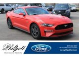 2018 Race Red Ford Mustang GT Fastback #129616352
