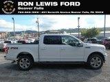2018 Oxford White Ford F150 XLT SuperCrew 4x4 #129642793