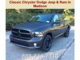 2019 Granite Crystal Metallic Ram 1500 Classic Express Quad Cab 4x4 #129642946