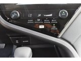 2019 Toyota Camry LE Controls