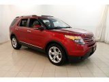 2013 Ruby Red Metallic Ford Explorer Limited EcoBoost #129642966