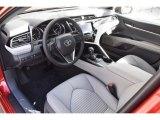 2019 Toyota Camry LE Ash Interior