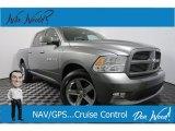 2012 Mineral Gray Metallic Dodge Ram 1500 Sport Crew Cab 4x4 #129642929