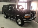 Ford Bronco 1992 Data, Info and Specs