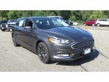 2018 Magnetic Ford Fusion S #129670775